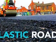 Plastic Road, quando la plastica riciclata si fa strada